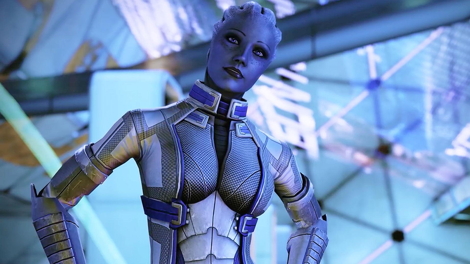 Mass Effect Legendary Edition Liara