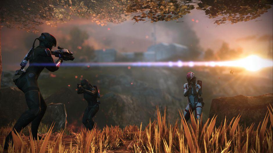 Mass Effect Legendary Edition Eden Prime