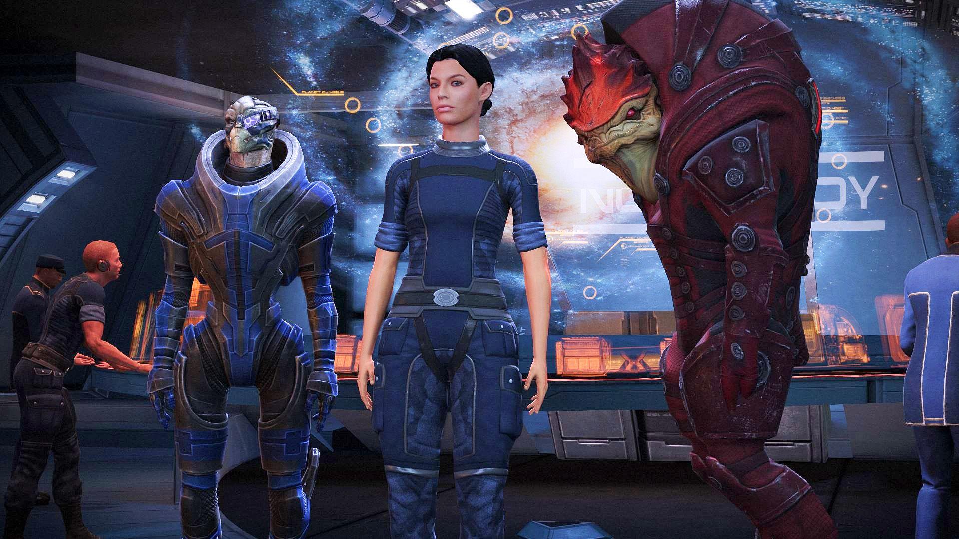 Mass Effect Legendary Edition Crew