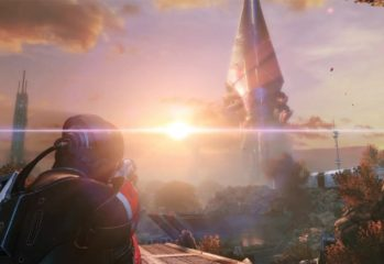 Mass Effect Legendary Edition gameplay video