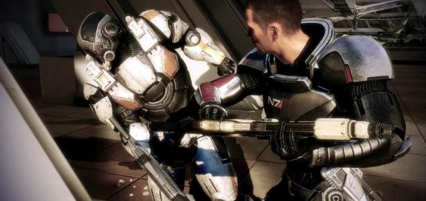 Mass Effect Trilogy Heading To Next Gen?