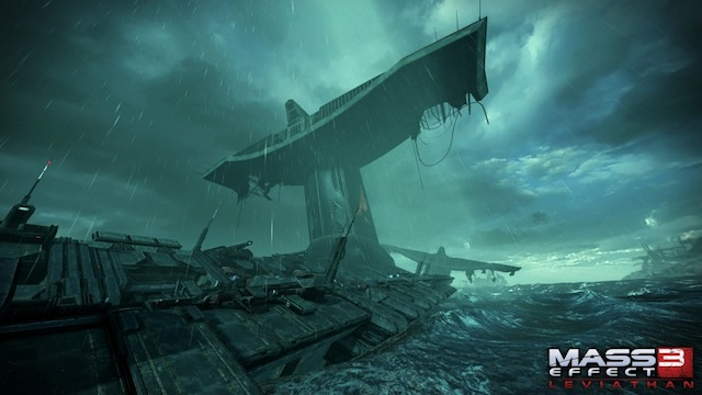 Mass Effect 3: Leviathan - Screenshot 02