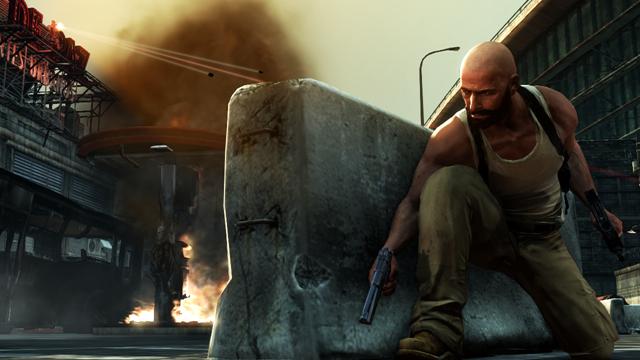 Max Payne 3 - Bald Max