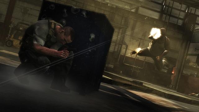 Max Payne 3 - Diving