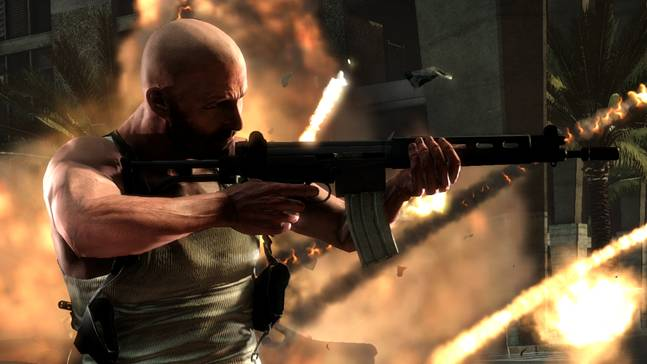 Max Payne 3 - Shooting