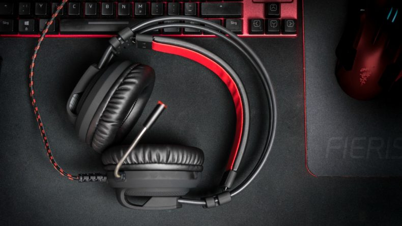 Speedlink Maxter 7.1 Surround Sound Gaming Headset review