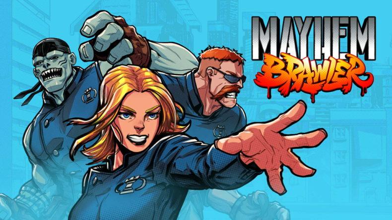 Mayhem Brawler review