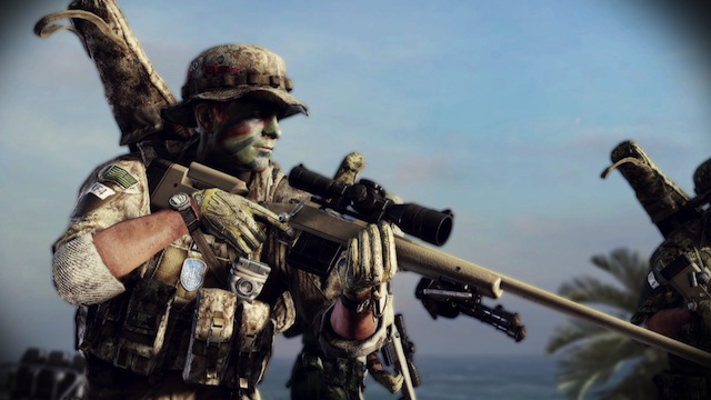 Medal of Honor: Warfighter - Screenshot 1