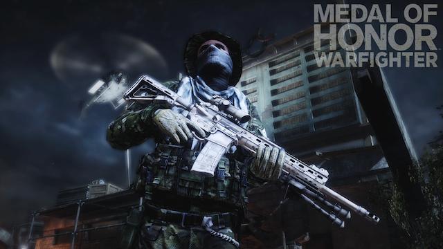 Medal of Honor: Warfighter Interview - Screenshot 01