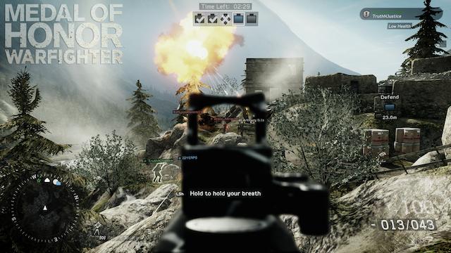 Medal of Honor: Warfighter Interview - Screenshot 02