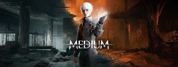 The Medium on PS5