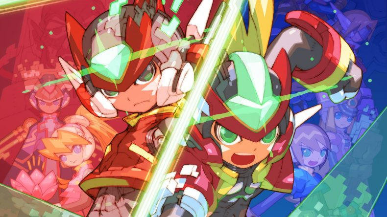 Megaman Zero ZX Legacy Collection review (PS4)