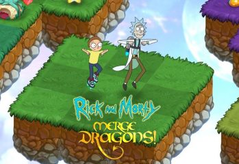 Merge Dragons Rick & Morty
