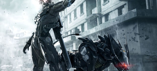 Blade Wolf DLC for Metal Gear Rising Available from May 9