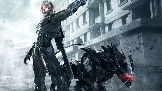 Metal Gear Rising Revengeance 640x360