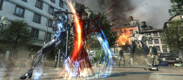 First 20 Minutes: Metal Gear Rising: Revengeance (Demo)