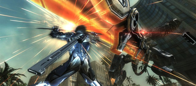 Metal Gear Rising Revengeance Featured