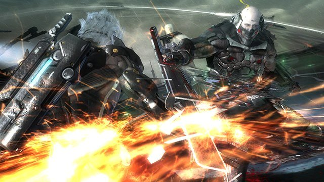 Metal Gear Rising Revengeance: Review