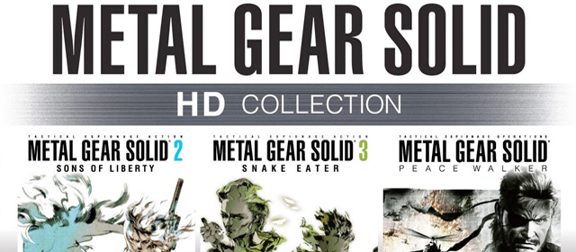 First Look XL: Metal Gear Solid HD Collection