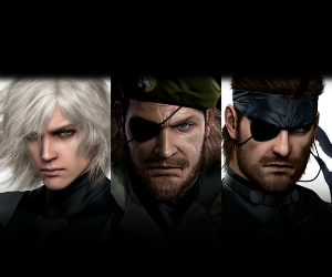 Metal Gear Solid HD Collection - Main Image