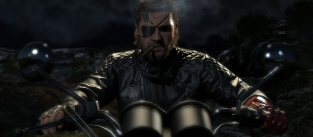 Metal Gear Solid V The Phantom Pain Featured