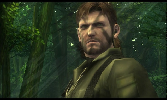 Metal Gear Solid 3DS - Naked Snake