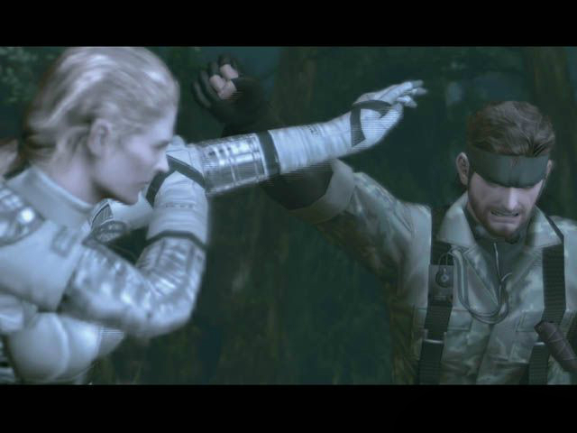 Metal Gear Solid - Cinematic