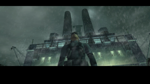 Metal Gear Solid HD Collection - Snake Tanker