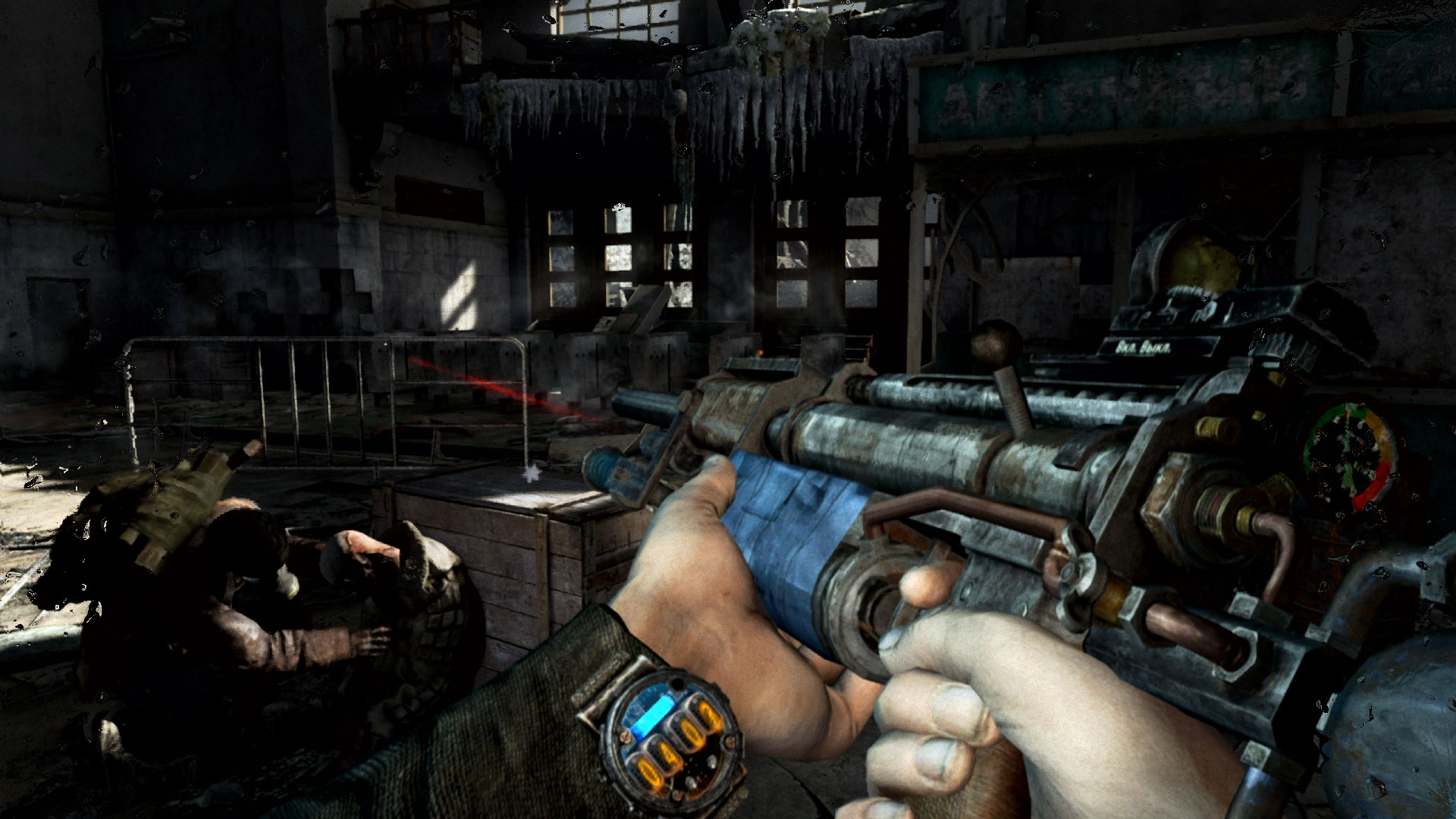 Metro Redux Switch screenshot