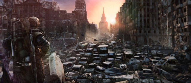 Interview: Mark Madsen, Global Brand Manager on Metro: Last Light