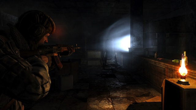 Metro: Last Light - Soldier