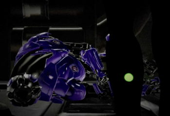 Metroid Dread: How to defeat the purple EMMI on Ferenia