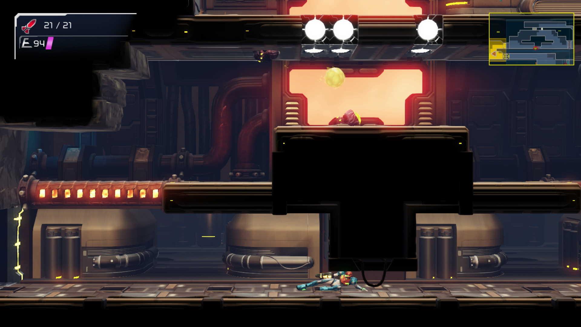 Metroid Dread: the OG returns