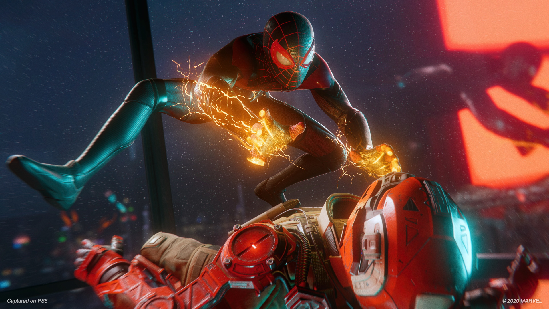 Marvel's Spider-Man: Miles Morales: review on PS5