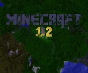Minecraft 1.2 update