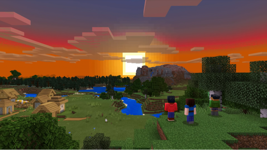 Minecraft Bedrock Edition Finally Coming to PlayStation 4 ...