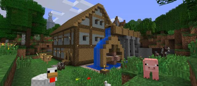 Minecraft PS4 Will Use Touchpad