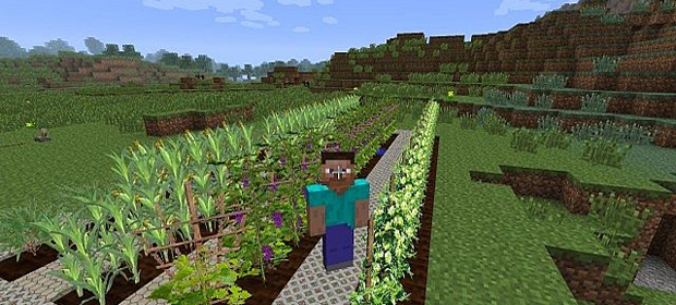 Minecraft Update Has Horses, Carpets, Other Seemingly Random Things