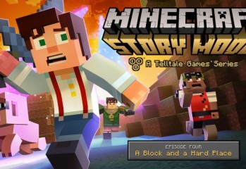 Minecraft: Story Mode - Episode 4 Review