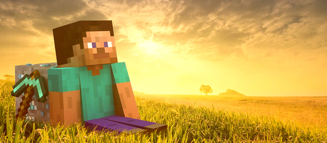 Minecraft will arrive on PS3 before PS4