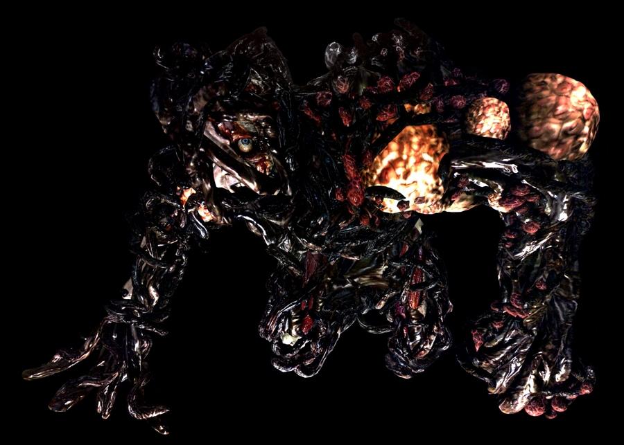 Blood Pixels Tears Uroboros Mkono Resident Evil 5 Godisageek Com