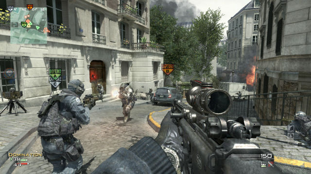 Modern Warfare 3 - Domination