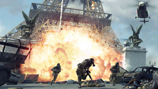 Modern Warfare 3 - Paris