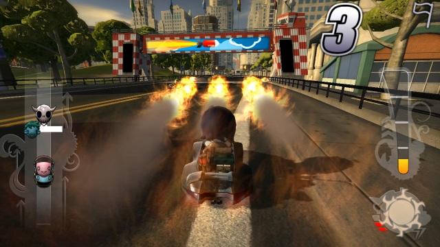 Modnation Racers Road Trip - Racing