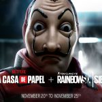Money Heist event coming to Rainbow Six Siege for a limited time