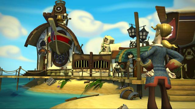 Monkey Island Tales HD - Screenshot