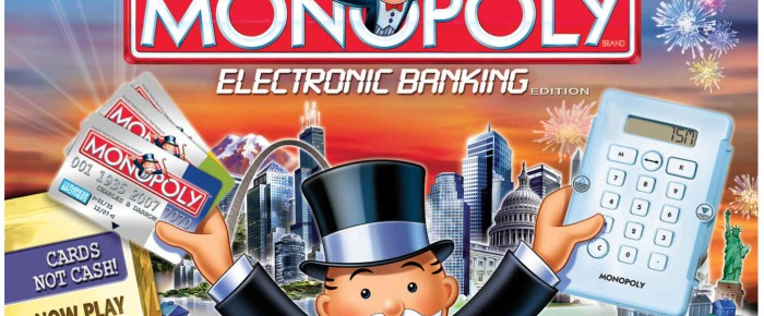 Monopoly: Electronic Banking Board Game Review