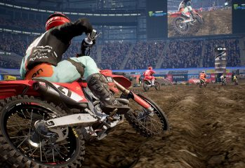 Monster Energy Supercross 3 Shows Signs of Great Improvement