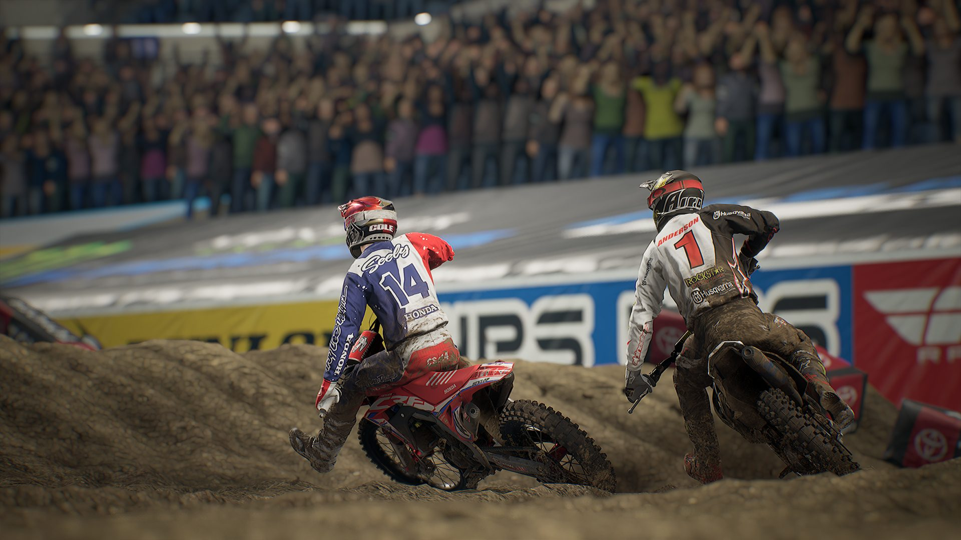 Monster Energy Supercross 3 Switch review