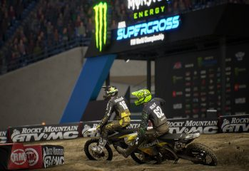 Monster Energy Supercross 3 Switch review | Switch Re:port